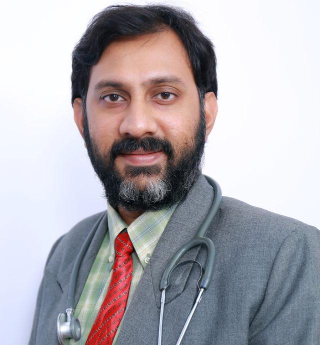 Dr. V M G VINOD