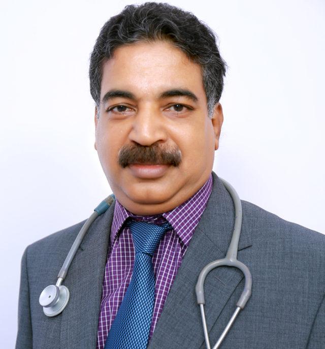 Dr. ANTONY A THOMAS