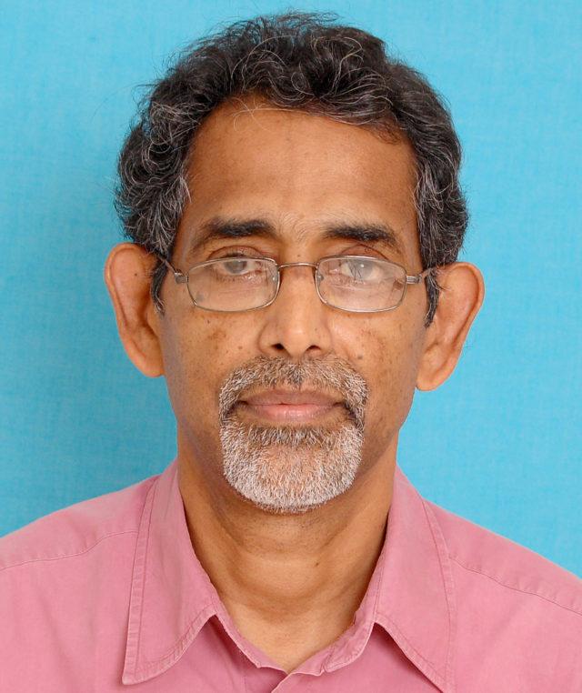 Dr. C K GOPAKUMAR