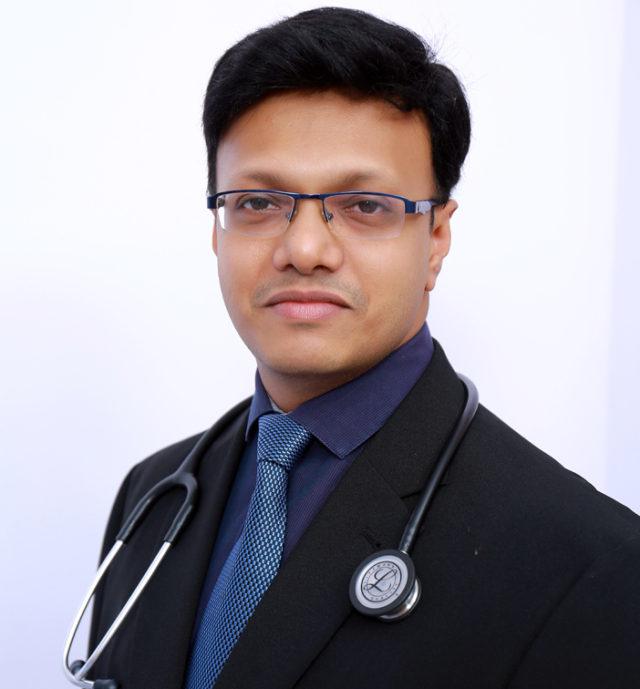Dr. ANIL P JOHN