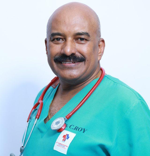 Dr. C E M ROY
