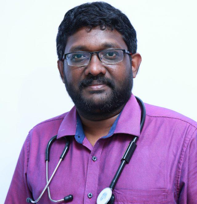 DR. SWAROOP K RAJ