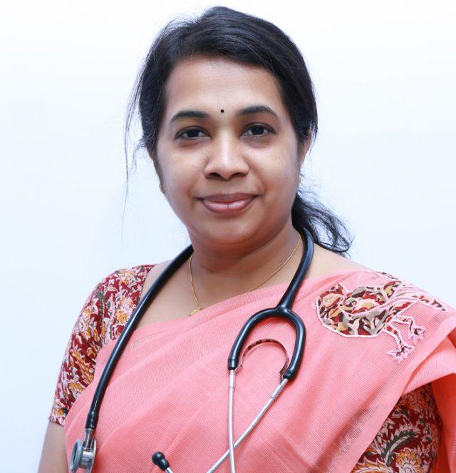 Dr. MAYA S