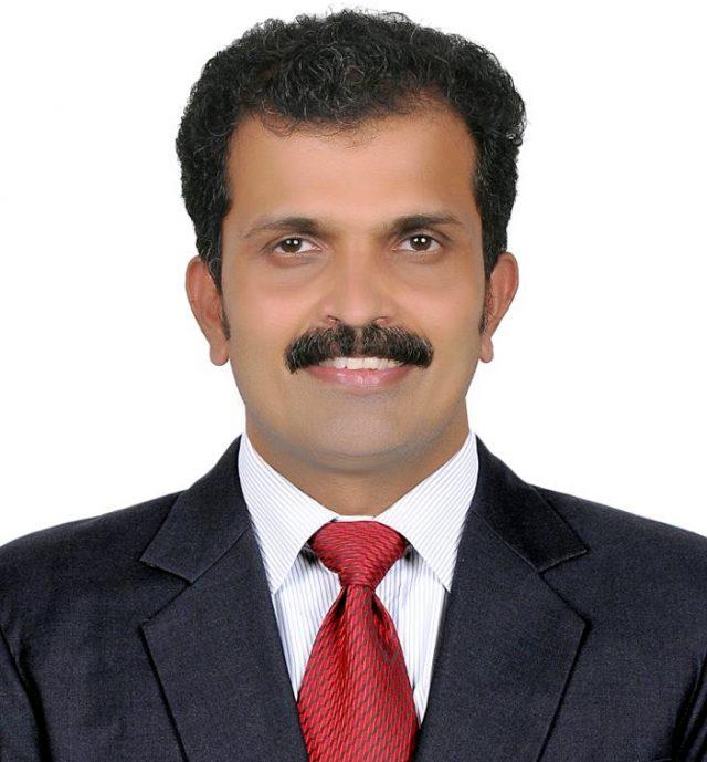 DR. SABARINATH C
