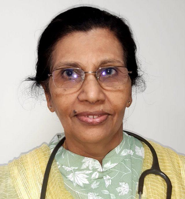 Dr. Rosamma John