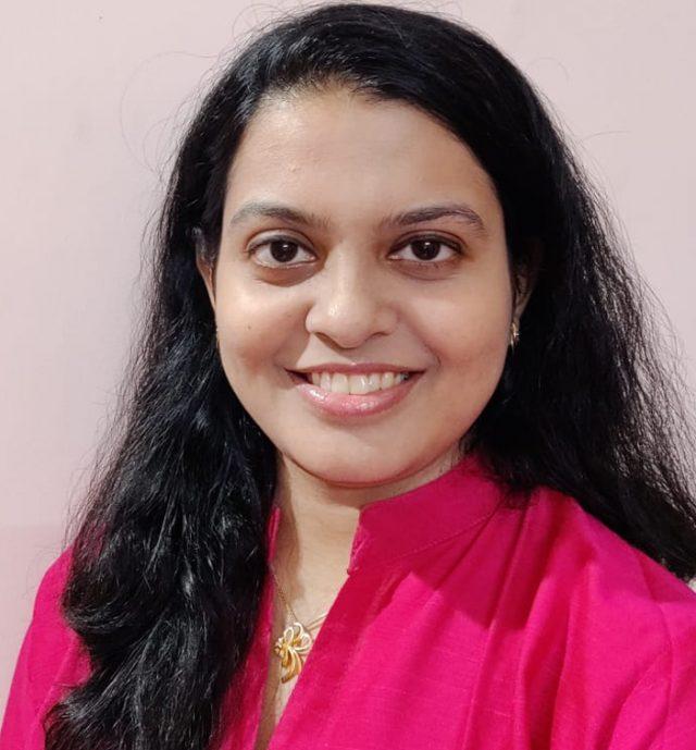 Dr AHANA MOHAN